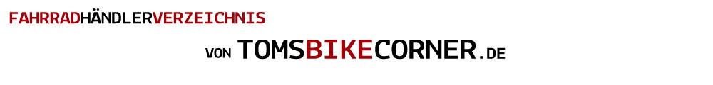 Fahrradh�ndlerverzeichnis bei tomsbikecorner.de