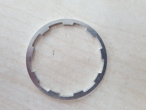 Shimano Distanzring 2,56 mm