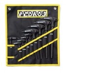 Pedros T-Hex Wrench Set inkl. Torx