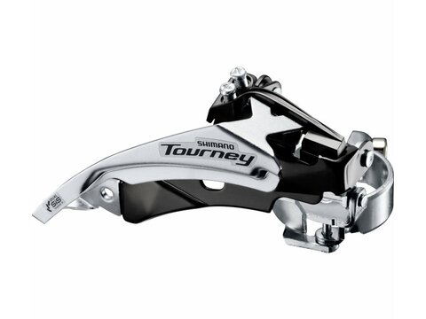 Shimano Umwerfer Tourney FD-TY510 6/7-fach Top Swing