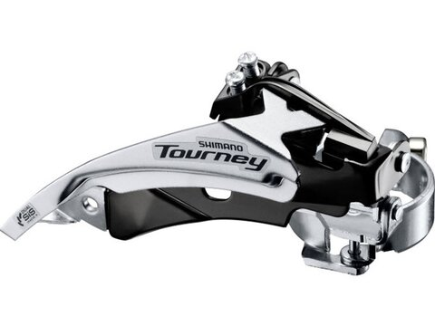 Shimano Umwerfer Tourney FD-TY510 6/7-fach Top Swing 66-69°
