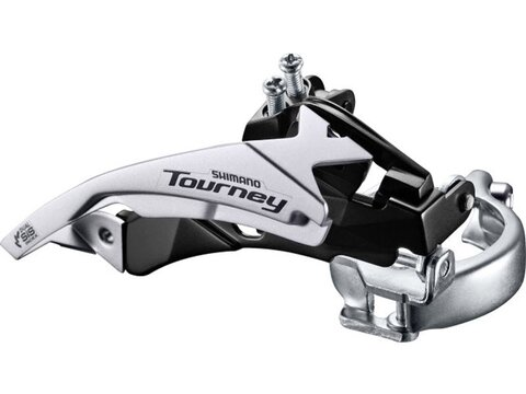 Shimano Umwerfer Tourney FD-TY500 6/7-fach Top Swing