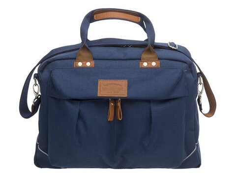 New Looxs Radtasche Utah Cotton blau