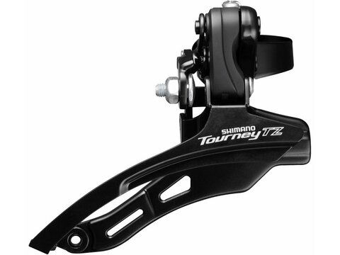 Shimano Umwerfer Tourney TZ FD-TZ500 6/7-fach Down Pull 31.8 mm