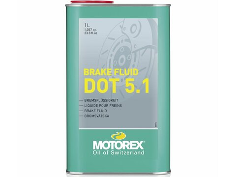 Motorex Brake Fluid DOT 5.1, 1000 ml