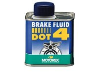 Motorex Brake Fluid DOT 4, 1 Liter