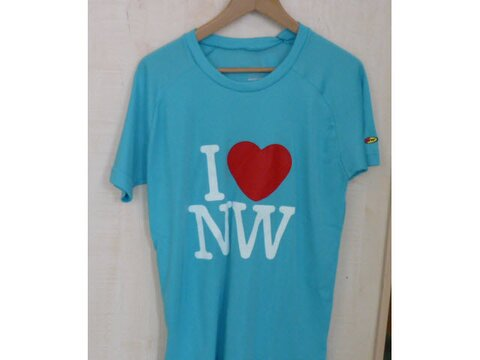 Northwave Idol T-Shirt blau