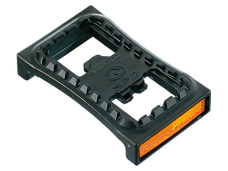 shimano sm pd22 pedalaufsatz mit reflektor online kaufen. Black Bedroom Furniture Sets. Home Design Ideas