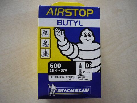 Michelin Airstop D3, 24 Zoll, SV