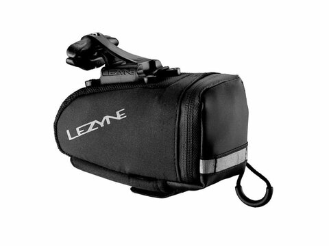 Lezyne Caddy QR Medium, schwarz