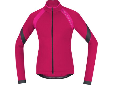 Gore Power 2.0 Thermo Lady Trikot, pink/magenta