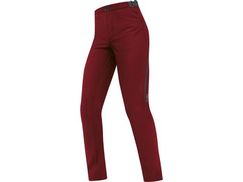 Gore Alp-X 2.0 WS SO AS Lady Hose ruby red