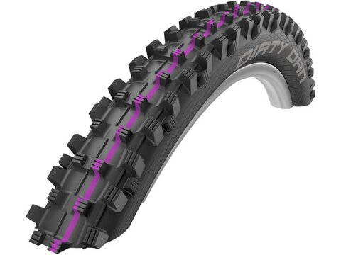 Schwalbe Dirty Dan Evolution Downhill Addix Faltreifen 60-584