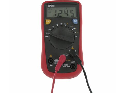 Var Digital Multimeter DV-71600